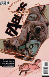 Fables (2002) -7- The guns of Fabletown