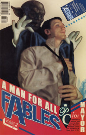 Fables (2002) -20- Red, white and blue