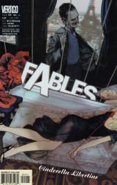 Fables (2002) -22- Cinderella libertine