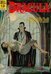 Movie Classics (Dell - 1962) -231- Dracula