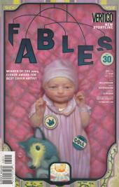 Fables (2002) -30- The cruel hot summer