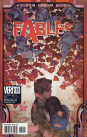 Fables (2002) -31- The long hard fall