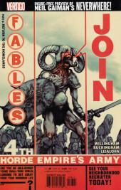 Fables (2002) -36- Death & taxes