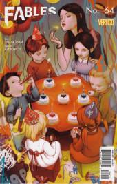 Fables (2002) -64- The birth secret
