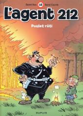 L'agent 212 -18b2015- Poulet rôti
