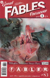 Fables (2002) -83- The great fables crossover part 1 of 9: The call