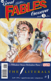 Literals (the) (2009) -1- The great fables crossover part 3 of 9: Start as deep in the story as you can