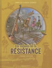 Les enfants de la Résistance -2a18- Premières répressions