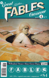 Fables (2002) -84- The great fables crossover part 4 of 9: Jack's back