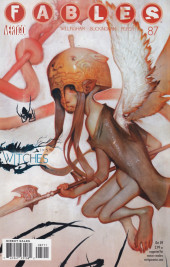 Fables (2002) -87- Witches chapter one: Bufkin