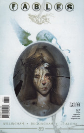 Fables (2002) -89- Witches chapter three: Baba Yaga