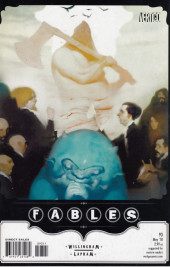 Fables (2002) -93- out of the ball game part two of two: The little murder