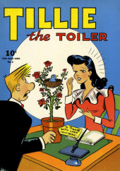 Four Color Comics (Dell - 1942) -8- Tillie the Toiler