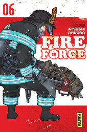 Fire Force -6- Tome 6