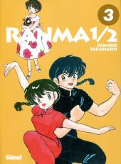 Ranma 1/2 (édition originale) -3- Volume 3