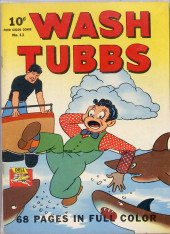 Four Color Comics (Dell - 1942) -11- Wash Tubbs