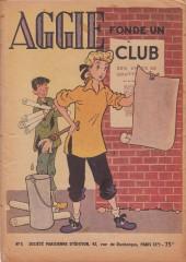 Aggie (SPE) -5- Aggie fonde un club