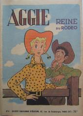 Aggie (SPE) -6- Aggie reine du rodéo