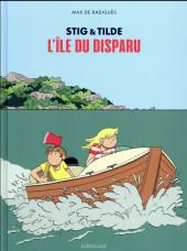 Stig & Tilde -1- L'île du disparu