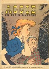 Aggie (SPE) -4- Aggie en plein mystère