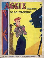 Aggie (SPE) -3- Aggie vedette de télévision