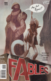 Fables (2002) -111- Windswept