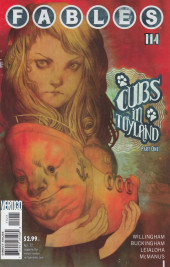 Fables (2002) -114- Toyboat