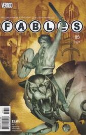 Fables (2002) -116- Clockwork tiger