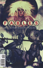 Fables (2002) -119- Wooden toys