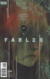 Fables (2002) -121- Toy repair