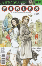Fables (2002) -125- Riding in cars with gods