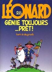 Léonard -28- Génie toujours... prêt !
