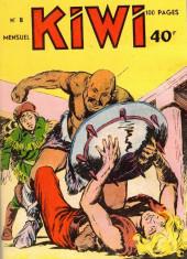 Kiwi -8- Numéro 8