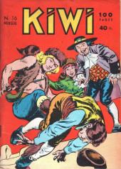 Kiwi -16- Défi au destin