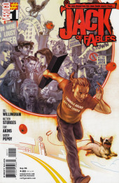 Jack of Fables (2006) -1- The long hard fall of Hollywood Jack