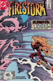 Firestorm, the nuclear man (1982) -91- The elemental war part 2: Confrontation