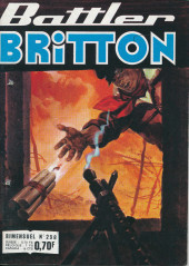 Battler Britton (Imperia) -298- Le cercle fatidique