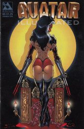 (Catalogues) Éditeurs, agences, festivals, fabricants de para-BD... - Avatar Illustrated - 1999