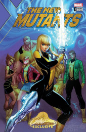 New Mutants: Dead Souls (2018) -1A- Chapter 1: New Dawn Fades
