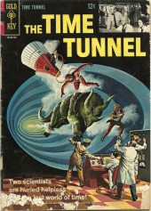 Time Tunnel (The) (Gold Key - 1967) -1- The Time Tunnel