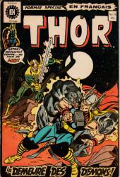 Thor (Éditions Héritage) -18- L'épée de feu !