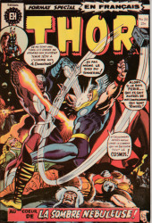 Thor (Éditions Héritage) -24- Sur la sombre nébuleuse !