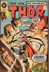 Thor (Éditions Héritage) -25- Le dieu du joyau