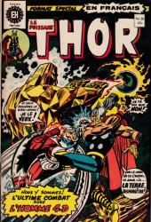 Thor (Éditions Héritage) -26- Le règne du chaos !