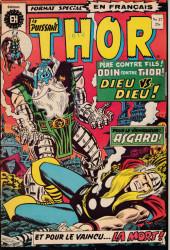 Thor (Éditions Héritage) -27- Tant d'épées dressées contre eux !
