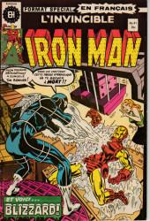 L'invincible Iron Man (Éditions Héritage) -41- Blizzard !