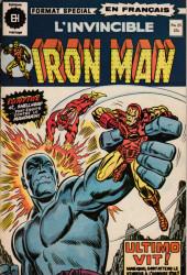 L'invincible Iron Man (Éditions Héritage) -25- Qui arrêtera Ultimo ?