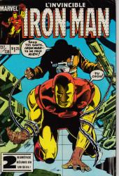 L'invincible Iron Man (Éditions Héritage) -137138- Libération
