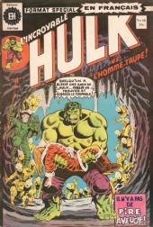 L'incroyable Hulk (Éditions Héritage) -48- Il n'y a pas de plus aveugle que...