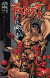 Faust: Book of M (1999) -1- Faust: Book of M #1 of 3